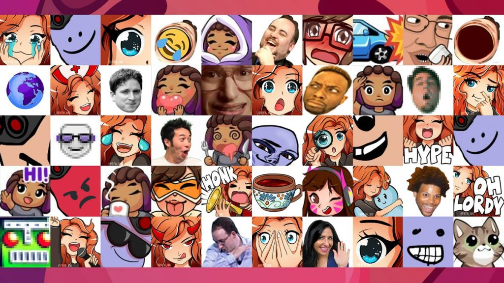 make twitch emotes